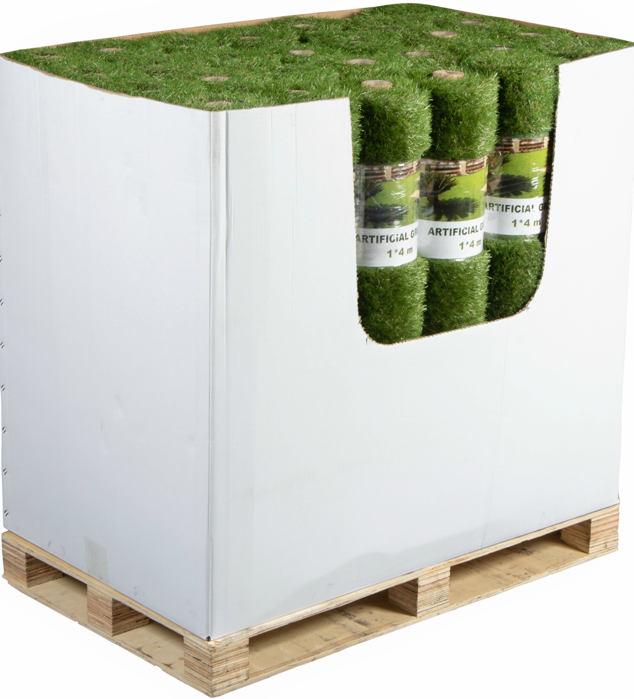 PRE CUT ROLL PALLET | Smart Direct | Artificial Grass Trade Supplier